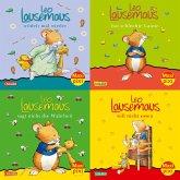 Maxi-Pixi-Serie Nr. 27: 4er Bundle: Neues von Leo Lausemaus
