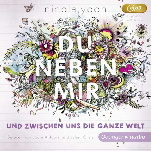 Du neben mir und zwischen uns die ganze Welt (MP3-Download) - Yoon, Nicola