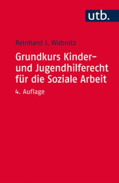 Grundkurs Kinder- und Jugendhilferecht für die ...