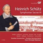Symphoniae Sacrae Iii (Schütz-Ed.Vol.12)