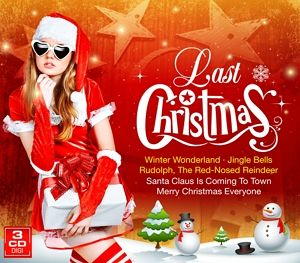 last christmas auf audio cd portofrei bei b. Black Bedroom Furniture Sets. Home Design Ideas
