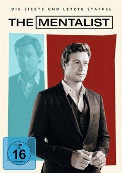 The Mentalist - Die komplette 7. Staffel (3 Discs)