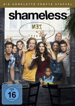 Shameless - Die komplette 5. Staffel (3 Discs)