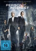 Person of Interest - Die komplette vierte Staffel (6 Discs)