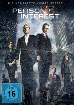 Person of Interest - Die komplette vierte Staffel (6 Discs)