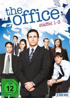 The Office - Das Büro - Staffel 1-3 - Carell,Steven/Wilson,Rainn/Novak,B.J.