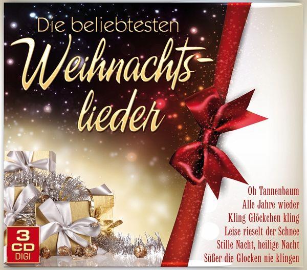 Beliebte Deutsche Weihnachtslieder.Die Beliebtesten Weihnachtslieder