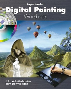 Digital Painting Workbook (eBook, PDF)