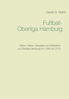 Fußball-Oberliga Hamburg (eBook, ePUB)