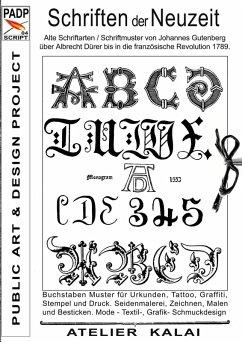 PADP-Script 004: Schriften der Neuzeit (eBook, ePUB)