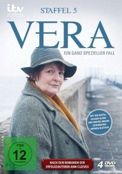 Vera - Ein ganz spezieller Fall - Staffel 5 DVD-Box - Vera