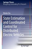 State Estimation and Coordinated Traction Control for Distributed Electric Drive Vehicle