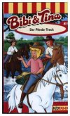 Bibi & Tina - Der Pferde-Treck, 1 Cassette