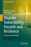 Disaster Vulnerability, Hazards and Resilience (eBook, PDF)