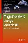 Magnetocaloric Energy Conversion (eBook, PDF)