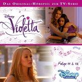 Violetta - Folge 11 + 12 (MP3-Download)