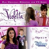 Violetta - Folge 9 + 10 (MP3-Download)