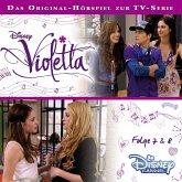 Violetta - Folge 7 + 8 (MP3-Download)