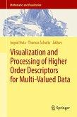 Visualization and Processing of Higher Order Descriptors for Multi-Valued Data (eBook, PDF)