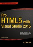 Pro HTML5 with Visual Studio 2015 (eBook, PDF)