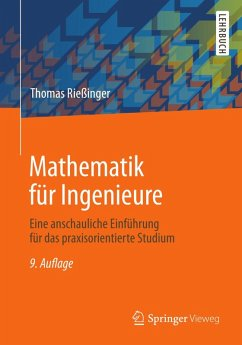 Mathematik für Ingenieure (eBook, PDF) - Rießinger, Thomas