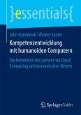 Kompetenzentwicklung mit humanoiden Computern (eBook, PDF)