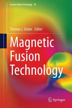 Magnetic Fusion Technology (eBook, PDF)