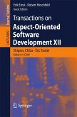 Transactions on Aspect-Oriented Software Development XII (eBook, PDF)