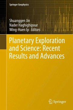 Planetary Exploration and Science: Recent Results and Advances (eBook, PDF)