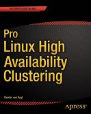 Pro Linux High Availability Clustering (eBook, PDF)