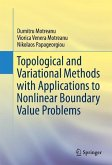 Topological and Variational Methods with Applications to Nonlinear Boundary Value Problems (eBook, PDF)