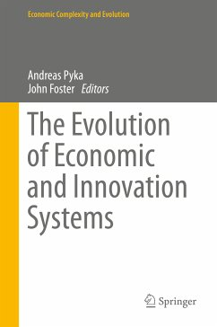 The Evolution of Economic and Innovation Systems (eBook, PDF)