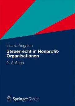 Steuerrecht in Nonprofit-Organisationen (eBook, PDF) - Augsten, Ursula
