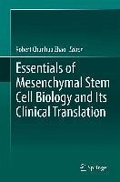 Essentials of Mesenchymal Stem Cell Biology and Its Clinical Translation (eBook, PDF)