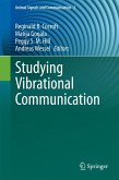 Studying Vibrational Communication (eBook, PDF)