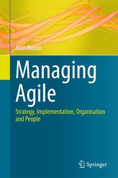 Managing Agile (eBook, PDF) - Moran, Alan