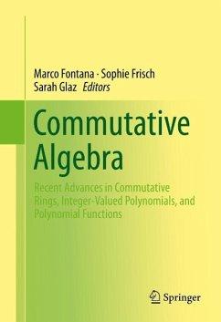 Commutative Algebra (eBook, PDF)
