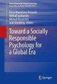 Toward a Socially Responsible Psychology for a Global Era (eBook, PDF)