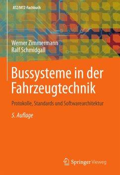 Bussysteme in der Fahrzeugtechnik (eBook, PDF)