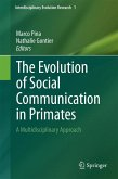 The Evolution of Social Communication in Primates (eBook, PDF)