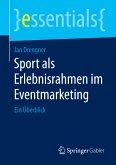 Sport als Erlebnisrahmen im Eventmarketing (eBook, PDF)