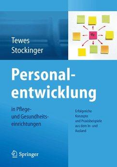 Personalentwicklung in Pflege- und Gesundheitseinrichtungen (eBook, PDF)