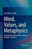 Mind, Values, and Metaphysics (eBook, PDF)