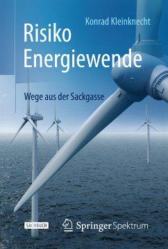 Risiko Energiewende (eBook, PDF) - Kleinknecht, Konrad