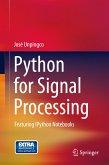 Python for Signal Processing (eBook, PDF)