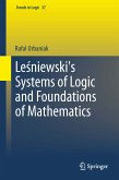Lesniewski's Systems of Logic and Foundations of Mathematics (eBook, PDF)