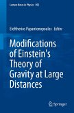 Modifications of Einstein's Theory of Gravity at Large Distances (eBook, PDF)