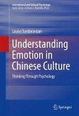 Understanding Emotion in Chinese Culture (eBook, PDF)