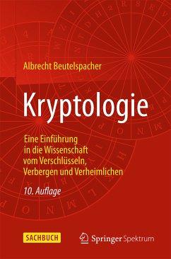 Kryptologie (eBook, PDF) - Beutelspacher, Albrecht