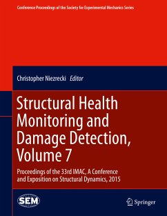 Structural Health Monitoring and Damage Detection, Volume 7 (eBook, PDF)